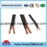 Cable plano flexible con precio barato en alta calidad