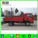 Sinotruk Cdw 4X2 5 톤 단 하나 택시 디젤 엔진 빛 화물 트럭