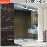 Chuveirinha ajustável de 6 a 12 vidros temperados com chuveiro simples, chuveiro, cabine de duche, banheiro, tela de chuveiro