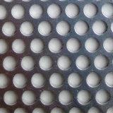 Heißes eingetauchtes galvanisiertes /Electro galvanisiertes perforiertes Metalldraht-Ineinander greifen-Panel-Blatt