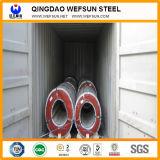 Hoja de acero galvanizada para el edificio de la estructura de acero