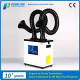 Extracteur de soudure de vapeur de Pur-Air avec du flux d'air 300m3/H (ES-300TD)
