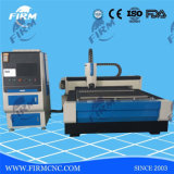 1300*2500mm 4X8FTのファイバーレーザーの切断の金属機械
