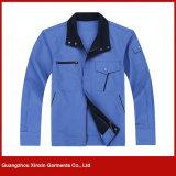 冬(W284)の2017新しく長い袖の高品質の仕事着