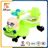 China Hebei Factory Wholesale Plastic Kids Ride on Car para presentes de Natal