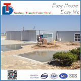 20ft Special Container House per Villa (TD-J-010)
