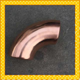 Coude en cuivre, coude en cuivre à rayon court de 90 degrés