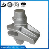 2017 Hot Elbow Casting en fonte d'aluminium Raccord de tuyaux Grey / Ductile Iron Connector
