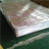 UL94-V0 Grade 6mm d'épaisseur des feuilles creux en polycarbonate en stock