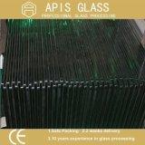 Vetro Tempered/vetro temperato/vetro concentrazione di calore utilizzato nella doccia