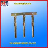 Zeile der Serien-C2364 gepresster Messing/kupfernes Terminal mit Nickelplattierung (HS-DZ-0034)