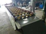 Rolo quente do telhado do metal da venda que dá forma à máquina com velocidade rápida