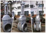 """API600 Class150鋳造物鋼鉄Dn100 4 """"ゲート弁"""