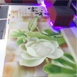 Impresora UV de alta calidad 3D de la impresora plana de cristal Precio