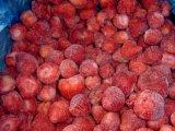 Les fraises congelées marques