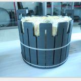 Высокотемпературные элементы графита топления сопротивления