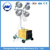 Hw-1000 Generador Diesel Mobile Torre de Luz