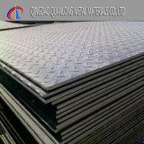 Гальванизированное Checkered цена стального листа