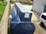 Gli scarichi domestici riciclano il sistema (SWM-100MPD)