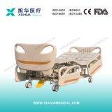 ISO/Ce 기준 5 기능 전기 의학 ICU 침대 (XH-14)