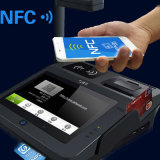 Jepower All dans le WiFi de position Terminal Support d'One Mobile 3G, Nfc et Qr-Code Payment