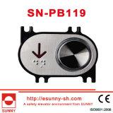 Höhenruder Push Button für Kone (SN-PB119)