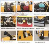straßen-Rollen-Verdichtungsgerät des Benzin-13HP hydraulisches Vibrations(FYL-800)