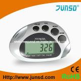 Podómetro profissional de Digitas com o monitor da frequência cardíaca