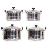 SaleのためのLidの高品質Stainless Steel Pot