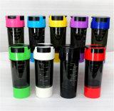 Bottiglia su ordinazione dell'agitatore della proteina di marchio dell'agitatore di qualità 500ml