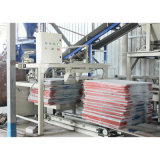 Máquina automática de formação de tijolos de concreto (QT6-15)