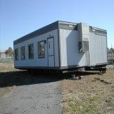 La Camera della struttura d'acciaio/ha prefabbricato/costruzione modulare/mobile/prefabbricata per la vita privata