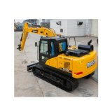 Sany Sy135 13.5ton Máquina escavadora pequena Equipamento pequeno para terra