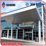 외부 사용법 PVDF 코팅 실린더 알루미늄 플라스틱 합성 위원회 (AF-405)
