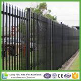 Barriera di sicurezza galvanizzata del metallo ricoperta polvere