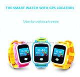 L'écran tactile coloré badine la montre de GPS avec les langages multiples (Y8)
