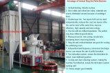 Balle de riz/bois/granulateur Efb/ de la biomasse de la machine