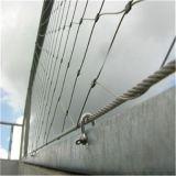 反落ちるネットのためのステンレス鋼ワイヤーケーブルの網