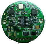 傾きの補償の電子コンパス、デジタルコンパス