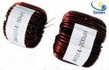 Inductor de la potencia, inductor toroidal de la base