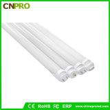 Insignia modificada para requisitos particulares la mayoría de la luz popular del tubo de la luz fluorescente T8 18W LED del LED
