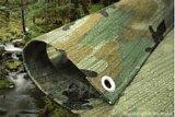 80G/M2-160G/M2 La bâche de protection de l'Armée Camoflague bâche bâche Camo