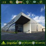 Vorfabriziertes Stahlkonstruktion-Sandwich-Panel-Lager (LS-SS-013)