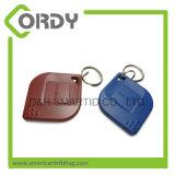 Programa RFID MIFARE 1K clássico Keychain Epoxy para o sistema da lealdade