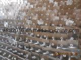 De Basis van het Dek van de Zetel van het roestvrij staal met Spiegel eindigt