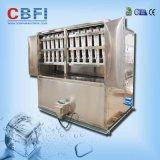 5 van de Industriële ton Machine van het Ijsblokje voor Eetbaar