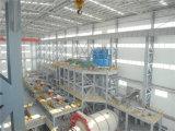 Camera prefabbricata della struttura d'acciaio del magazzino della struttura d'acciaio di Panelprefabricated del panino di ENV (XGZ-284)