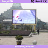 P12 écran polychrome extérieur de l'affichage vidéo DEL pour l'affichage vidéo