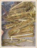 Гальванизированный столб рельса предохранителя лесов