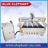 Funcionamento de madeira da maquinaria industrial, preço movente elevado da máquina do router do CNC da velocidade para gabinetes de cozinha